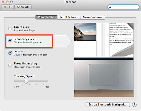 Making VMWare View's right-click work on a trackpad | Der