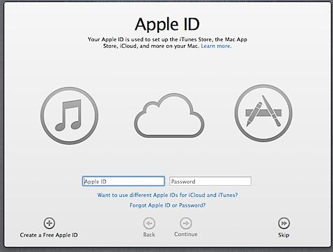 Hướng dẫn cách tạo id apple trên iphone 5s, 5 miễn phí