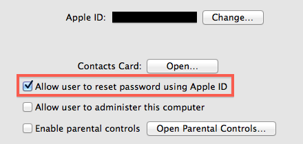 How to avoid associating your Apple ID with your Mac's account in Mountain Lion (1/6)