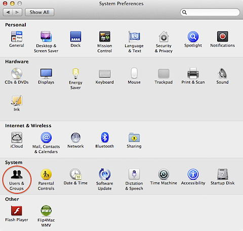 how to change apple id associated with a mac