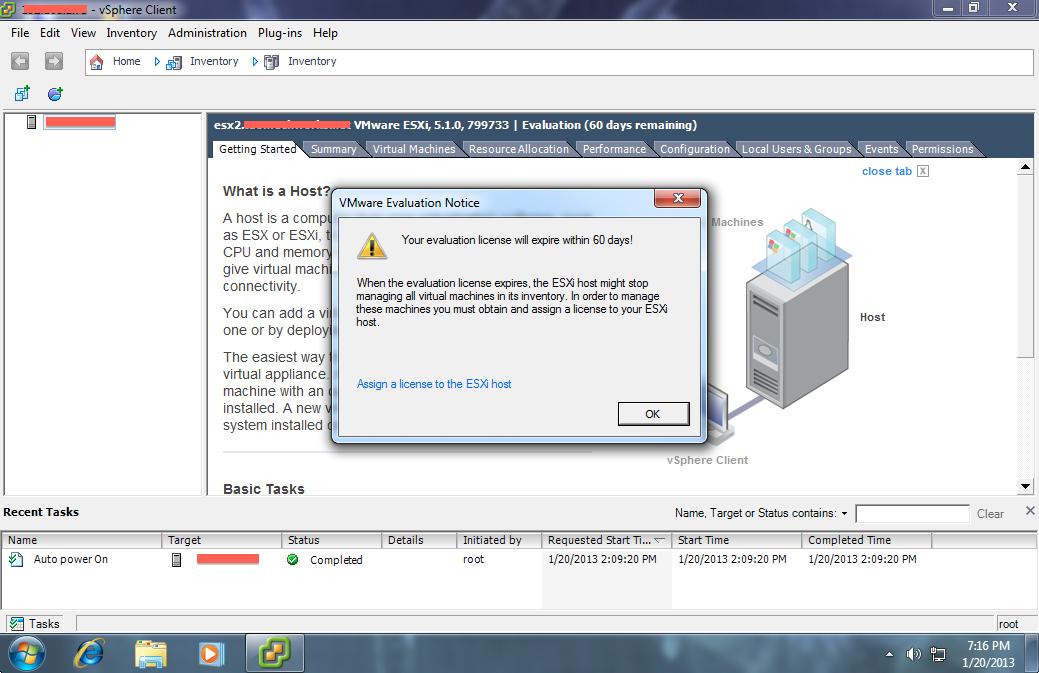 Setting up ESXi 5 1 on a 2011 Mac Mini Server | Der Flounder
