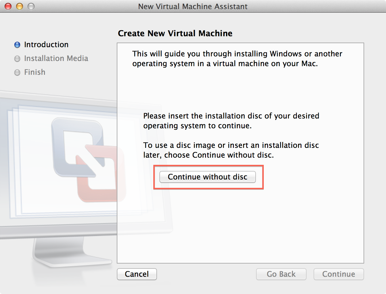 Building Mac test environments with VMWare Fusion, NetBoot and
