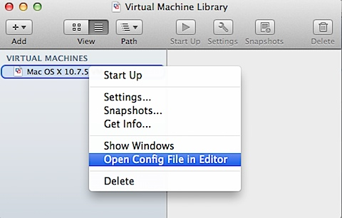 Figure_16-Selecting_the_vmx_configuration_editor_in_VMWare_Fusion