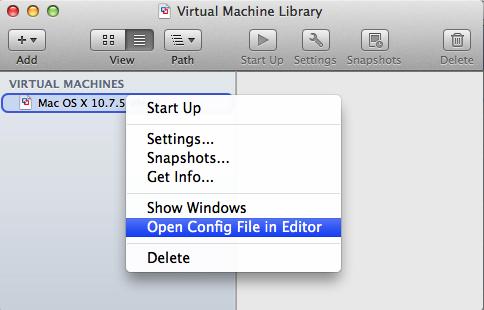 emulating specific apple models in vmware fusion vms der flounder rh derflounder wordpress com VMware Fusion Set Up Multiple VMS VMware Fusion Keygen