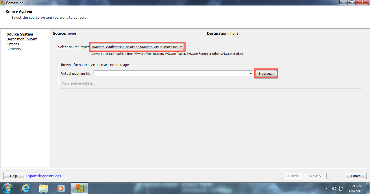 Migrating OS X VMs to a VMware ESXi server   Der Flounder