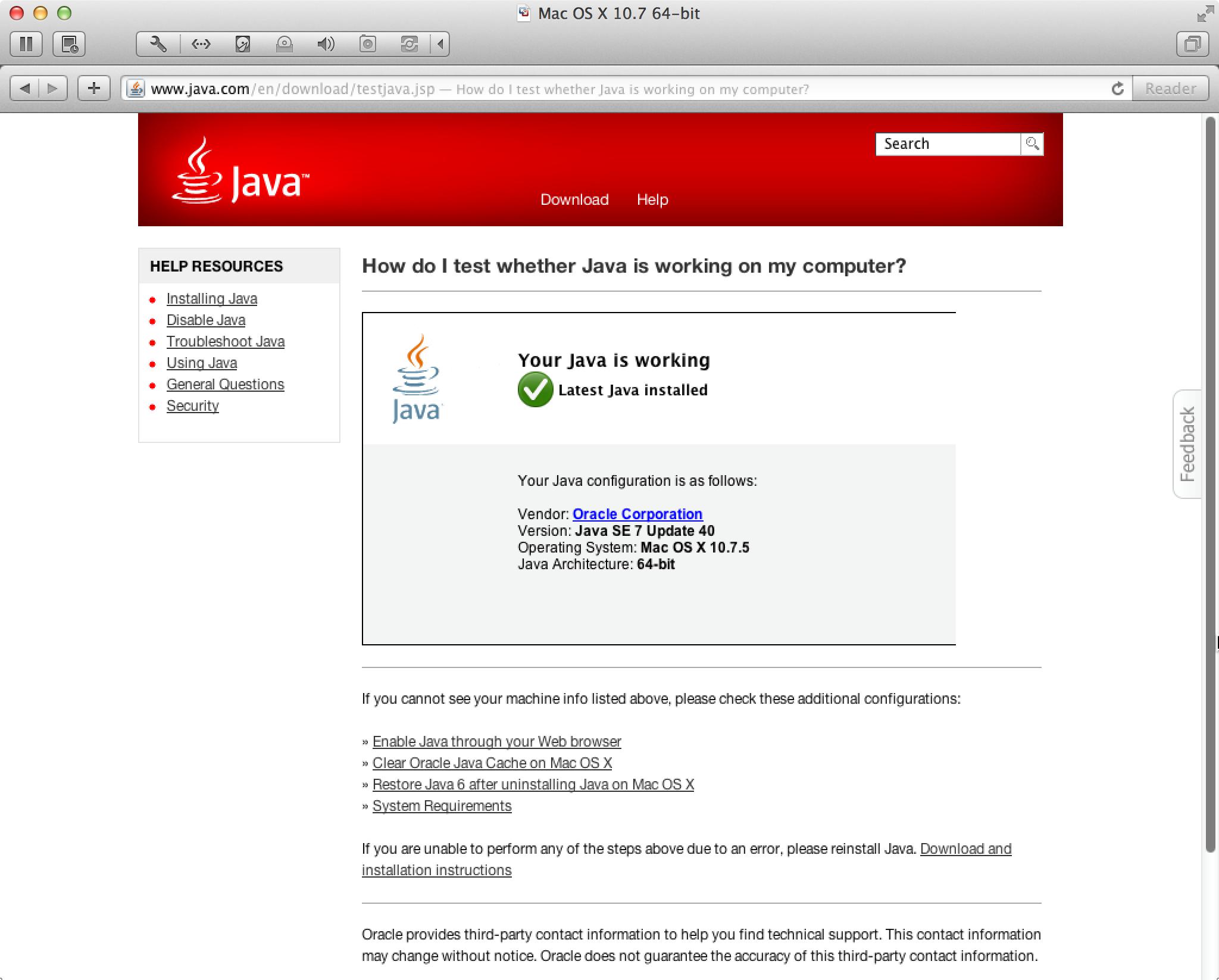 Java | Der Flounder | Page 5