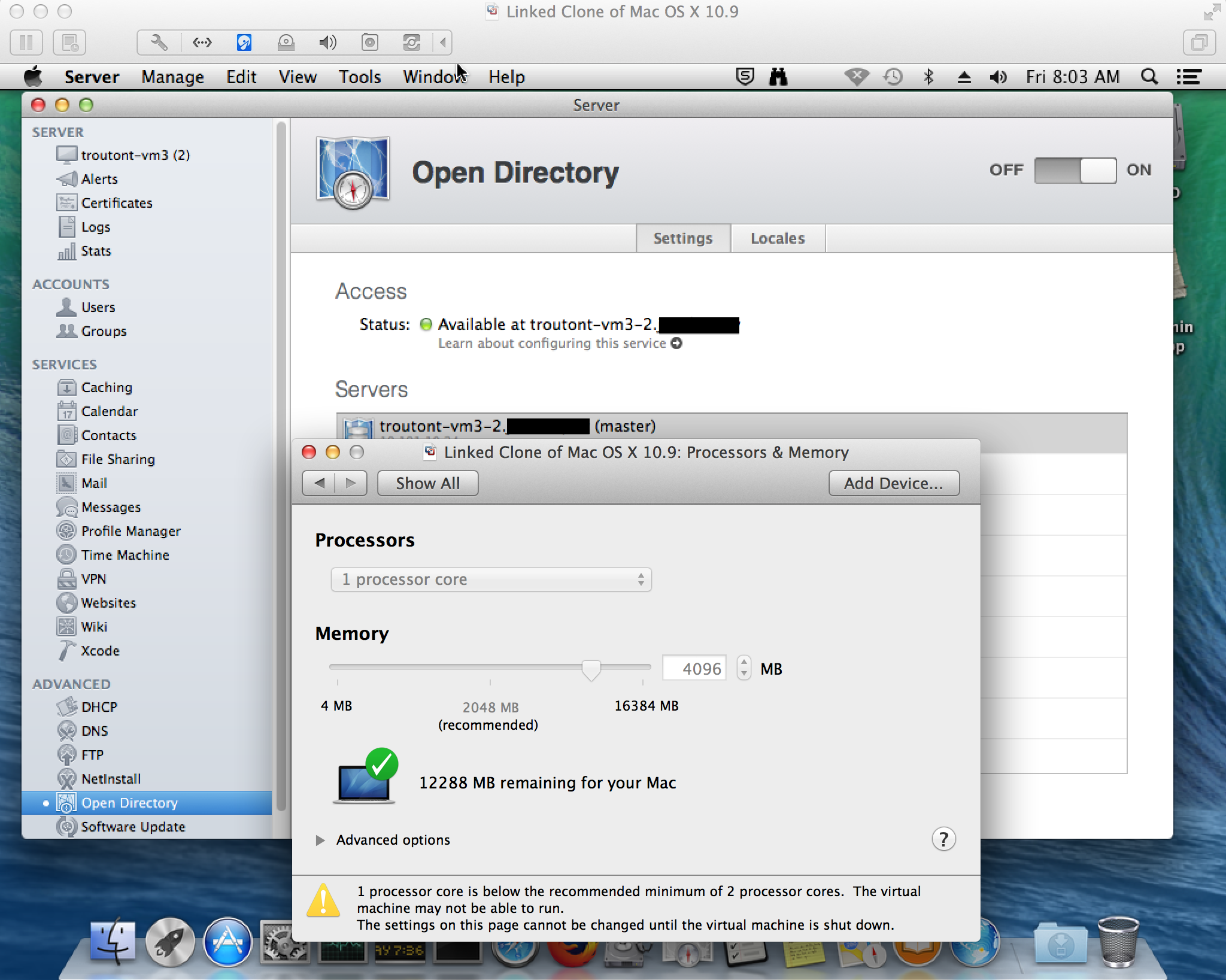 open all folders at once mac
