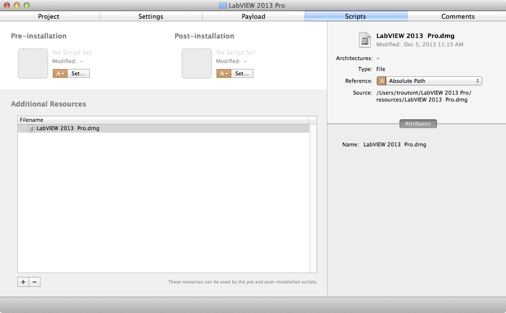 Repackaging the LabVIEW 2013 Pro installer | Der Flounder