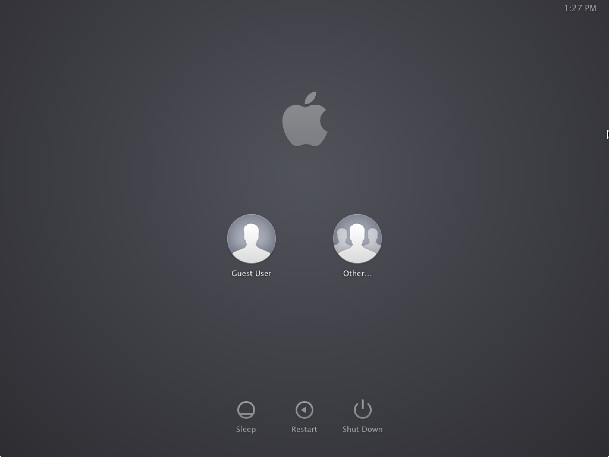 Tumblr Login Screen Not Working: Creating Custom Guest Users On OS X