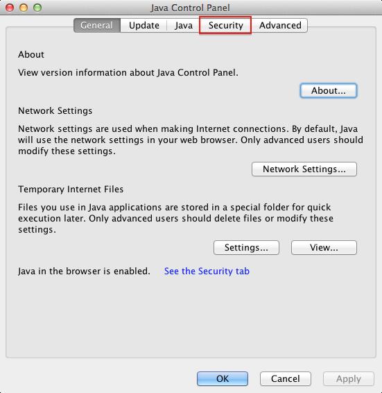 Oracle Java 7 Update 51 blocks unsigned Java applets by