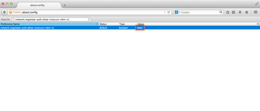 Firefox 30 blocks access on non-Windows platforms to Sharepoint and IIS sites (4/6)