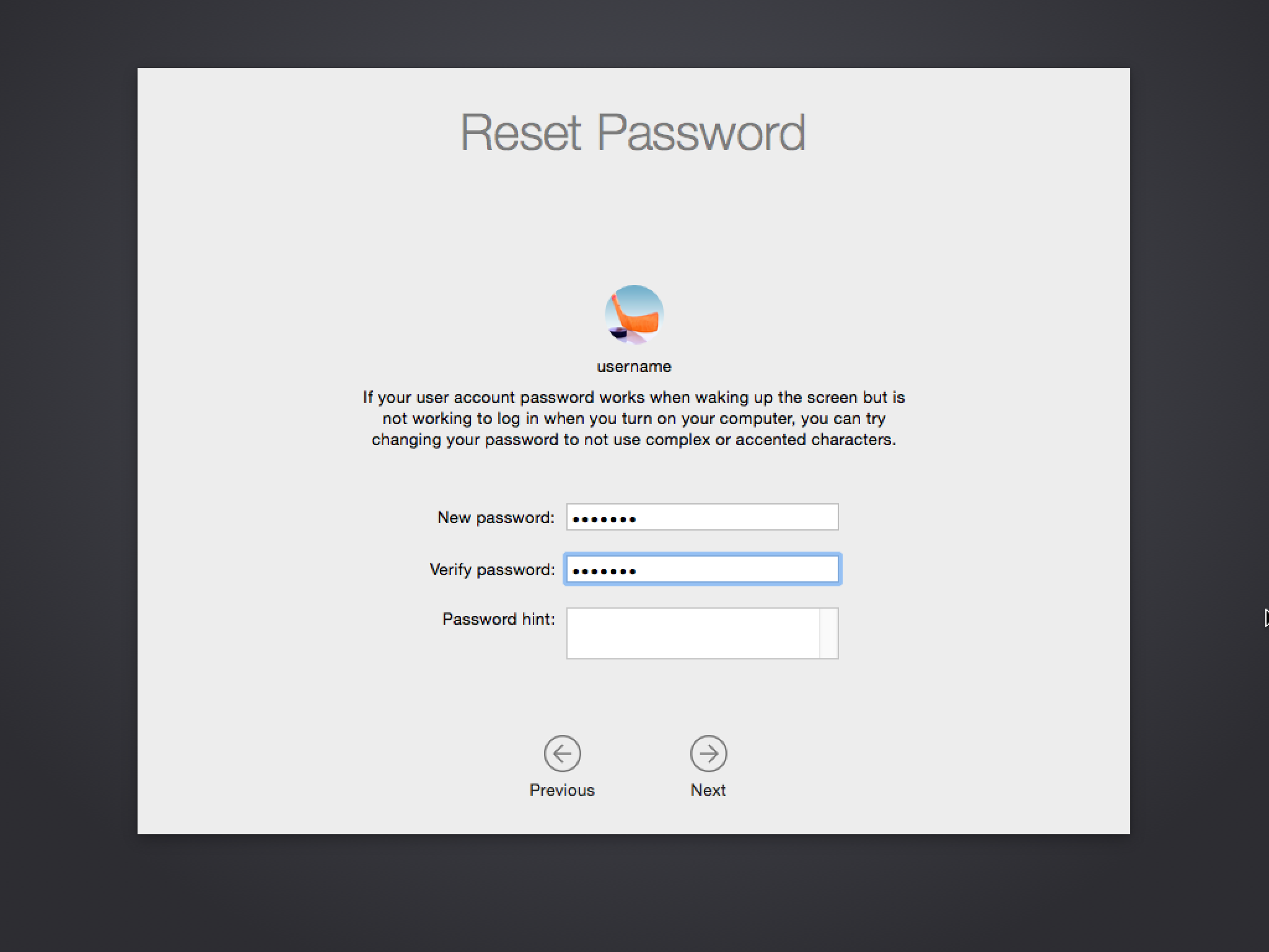 Resetting an account's ability to log into a FileVault 2-encrypted ...