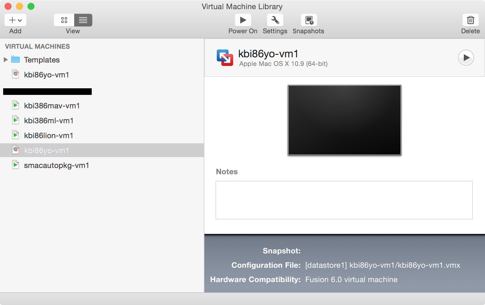 Migrating OS X VMs from VMware Fusion 7 Pro to ESXi 5 5