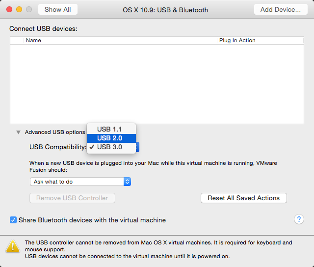 VMWARE FUSION BLUETOOTH DOWNLOAD DRIVER