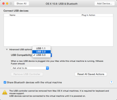 Figure_21–Choosing_the_USB_20_option_in_the_USB_&_Bluetooth_settings