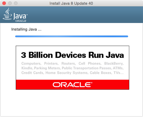 Oracle's Java 8 Update 40 – The Good, the Bad and the Ugly | Der