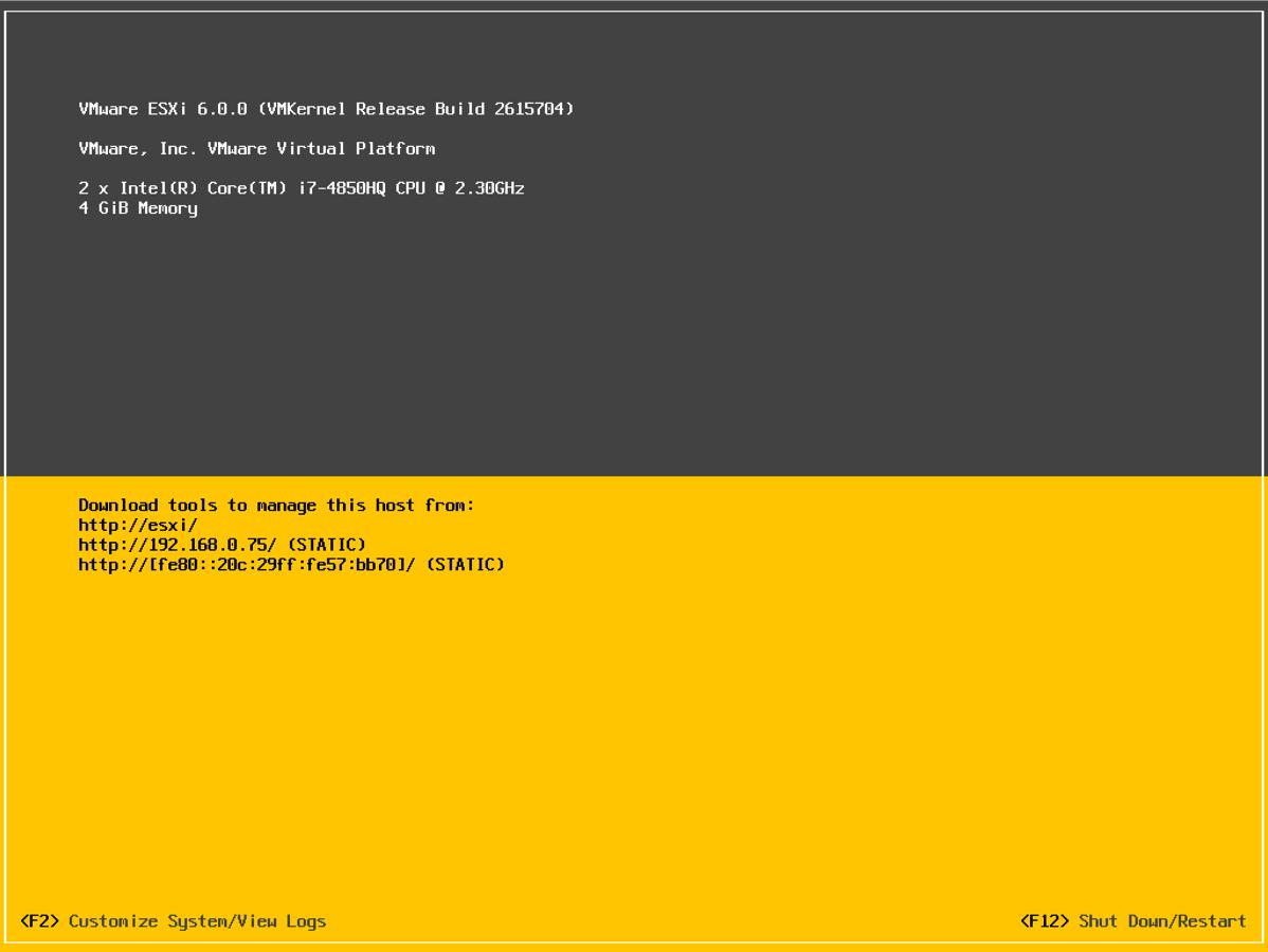 update esxi 6.5 esxcli