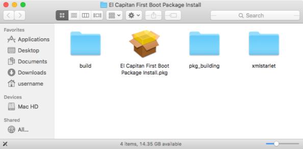 Providing OS X Upgrades via Casper's Self Service | Der Flounder