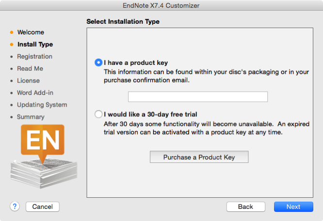 how to uninstall endnote x6 for mac