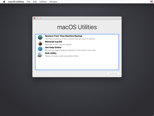 Unable to enable FileVault on macOS Mojave | Der Flounder